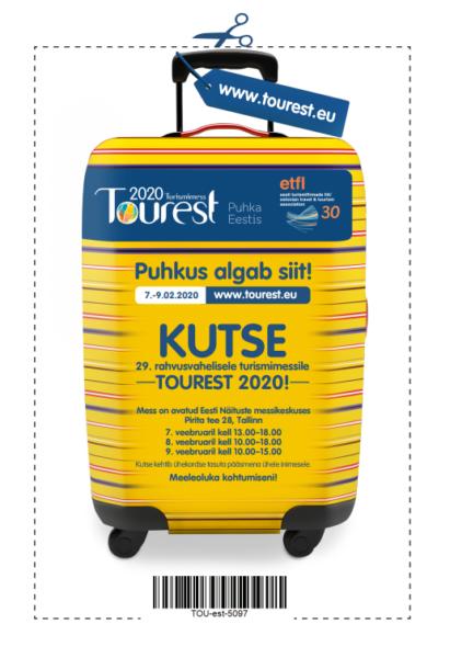 Tourest2020 kutse